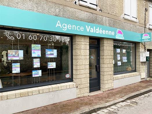 agence immobilière Le Vaudoué